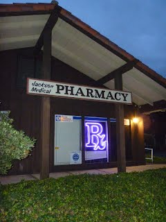 Our neighbor the pharmacy